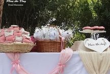 Baby Princess theme! / Baby Princess theme decoration for girl's cristening!