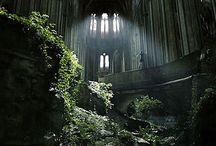 Crazy abandoned places / A collection of cool and crazy abandoned places around the world