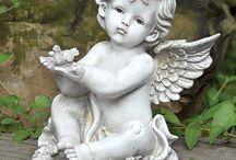 szobor/angyal
