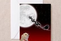 Bichon Holiday Cards