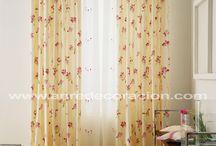 CORTINAS ANRE / En ANRE Decoración somos líderes en la confección e instalación de cortinas. ¡Sólo tienes que elegir las que más se adapten a tu gusto y estilo!