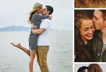 Photo- Engagement Sessions / Photography board / by Heather Ready