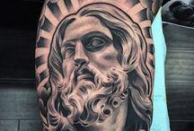 Tattoos / Inspiration for design-work.  / by Henrickus Schmidt