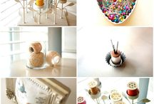 sew it, crochet it - love it! / sewn, knitted & crocheted items