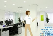 office cleaning in Melbourne / We cater professional office cleaning services in Melbourne. Your work place tells the story about your business- so write it with perfection! After all trusted cleaning staff is a main cause which ensures that your office space is hygienic, and ready to accept new clients.