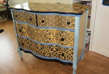 Painted Furniture / by Geordi Smith