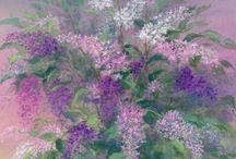 Lilacs, šeřík - vistaria
