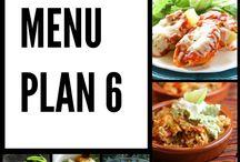 Good Eats | Menu Plan Edition