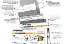 Sitios y diseño Web / Las mejores infografías de CMS, Diseño Web, Usabilidad y Conversión