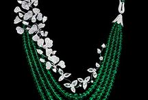 Jewellery | Emeralds / Emerald Inspiration