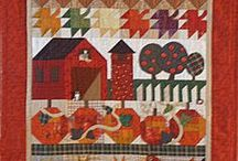 Quilts, Rows & Medallions