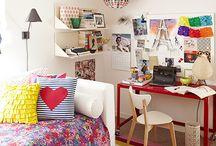 Bedroom etc