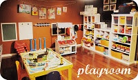 P L A Y ROOMS / by Michelle{ourwonderfilledlife}
