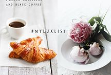 #MYLUXLIST / What's on your luxury list ? #MYLUXLIST #ParkHyatt #ParkHyattParis / by Park Hyatt Paris-Vendôme