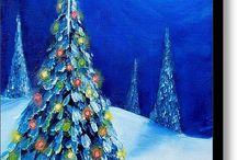 Illustrazioni natalizi