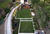 malé zahrady