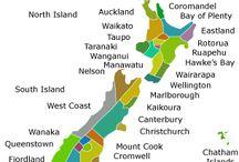 New Zealand - beautiful landscapes