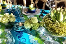 Tablescapes / by Erin Johnston
