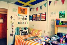 College Thoughts / Dorm and RA stuff