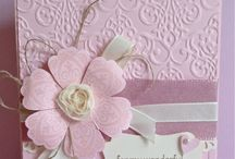 Greeting card crafts / by Chasity DevyneCreations