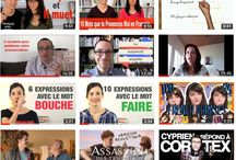 Work: French listening comprehension / Links to useful resources to help develop listening comprehension in French