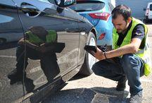 Manheim Inspections Services / Imágenes del servicio de inspecciones técnicas de Manheim España