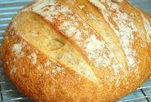 Α  ψωμι χωρις ζυμωμα