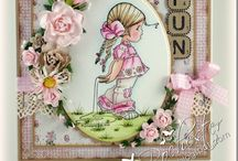 Cards - Whimsy Stamps