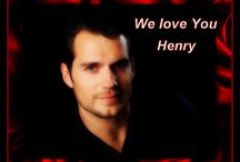 Henry Cavill my love / Happy Valentine's day