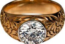 Rings & precious things