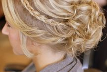 wedding hair / by Sarah Swayze