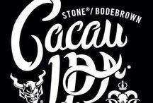 "Stone/Bodebrown Cacau IPA - 2013 / "" Stone/Bodebrown Cacau IPA ""     - Melhor IPA do Brasil -  Destaque do ano 2013! "" Eleita pelo público""    The best ipa in Brazil Featured in 2013  chosen by the Brazilian public!"