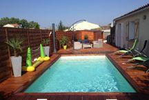 Kit piscine / Des kits piscine à prix concurrentiel, qui vous permettent de monter vous-même votre piscine dans un temps record.