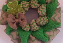 "Wreaths / by Jenn ""Freckles"" Eaves"