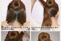 hair/ hairdo