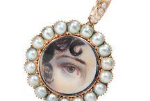 Eye Portrait Jewelry