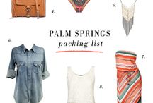 Vacation - Palm Springs / by B Wade