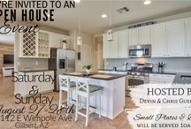 Open House Events Hosted by The Guerrero Group / Come join us at our Open House Events and Experience the Difference.