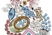 I love Swarovski!! / All things Swarovski, one of my favorite items to design with!