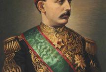 Figuras históricas Turquía / Pinturas o grabados antiguos de personalidades que han influenciado en la historia de Turquía