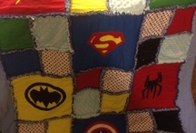 for my fascination with quilts / by Shanise Gelaude
