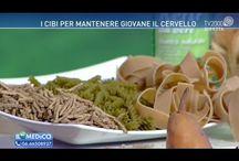 CERVELLO E CIBO