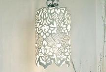 Ceramic light fitting ideas