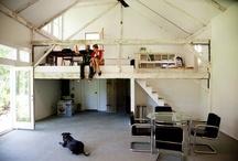 Lofts/Warehouse Living / by Gabriel Mendoza