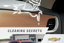 cleaning secrets and other tid bits