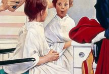 Norman Rockwell/I love