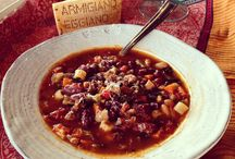 Soups, Stews, and Chili / Grab A Big Bowl of Warm Goodness