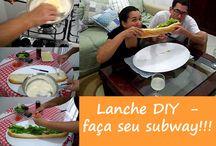 DIY Recipes/receitas / #DIYreceitas #diyrecipes