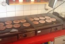 The Burger Bar / Blackpool's only £1 burger bar