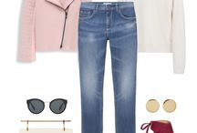 Styled: One Denim / Check out our Polyvore sets!
